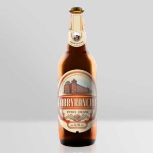 etykieta na piwo