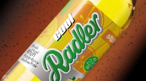 brand design piwo radler