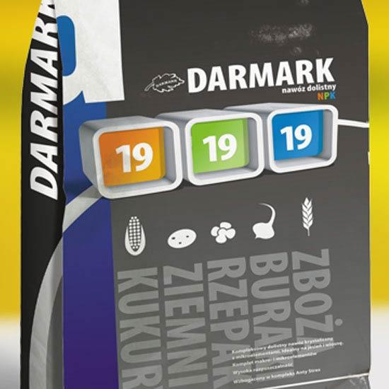 opakowanie fleksograficzne nawóz DARMARK
