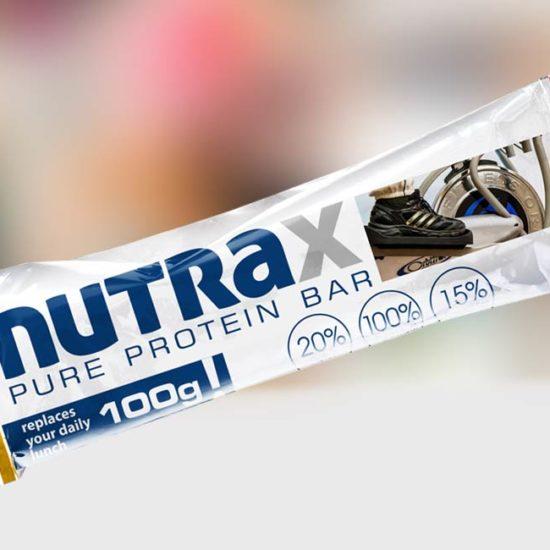 nutrax kreacja marki