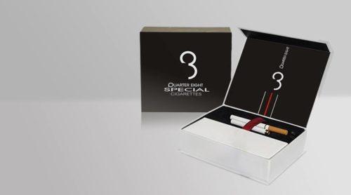 projekt pudełka na e-papierosy