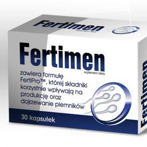 fertimen_projekt opakowania suplement diety