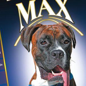 max pet food package