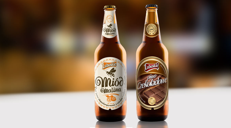 rebranding etykiet piwa