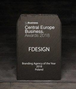 Najlepsza agencja brandingowa 2018