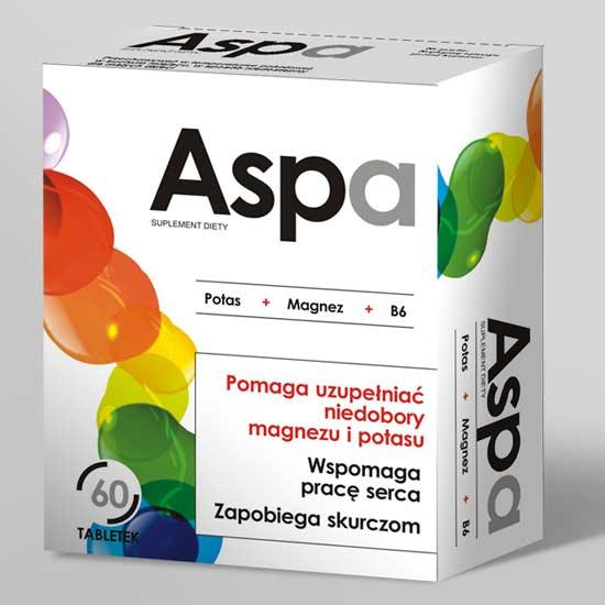 opakowanie lek ASPA