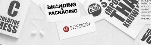 FDESIGN - design, branding, new logo
